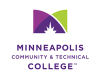 MINNEAPOLIS COMMUNITY AND TECHNICAL  COLLEGE Logo